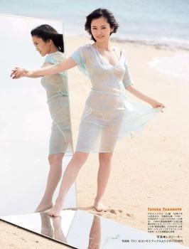 NMB 山本彩(24)が新作でプリっプリの美尻と巨乳
