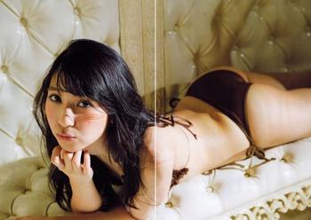 HKT48 松岡菜摘 水着画像 2 (21)