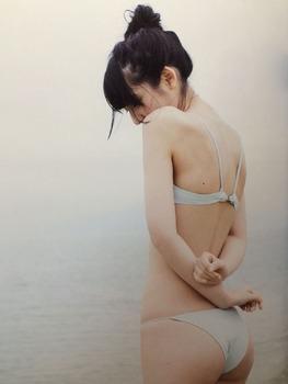 HKT48 松岡菜摘 水着画像 2 (8)