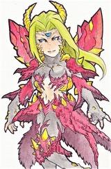 種族29・堕天使18サタナキア(Satanachia)