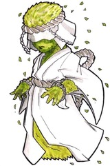 一言主神(ひとことぬしのかみ)(Hitokotonushi-no-kami)