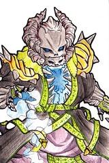 種族29・堕天使17ネビロス(Nebiros)