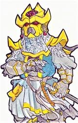 種族29・堕天使19ミシャンドラ (Misshandra)