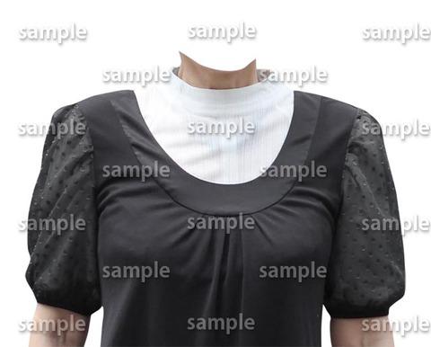 遺影素材女性黒ファッション