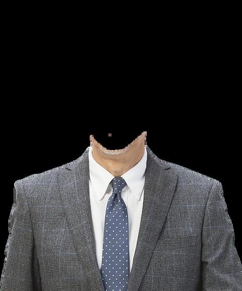 101遺影用男性スーツ