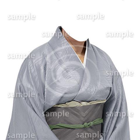 B191kimono-cutout-遺影作成