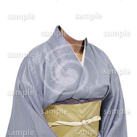 B194kimono-cutout-遺影作成