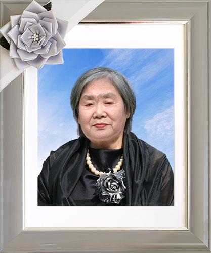 空祖母の遺影