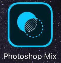 遺影-photoshop-mix