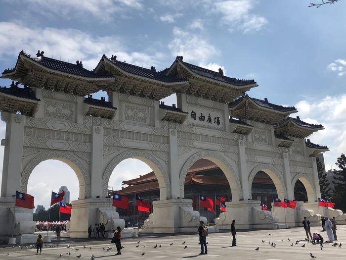 台湾旅行記・中正紀念堂