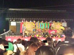 2011正月大酉茶屋フジテレビステージ