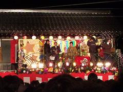 2011正月鷲宮神社フジテレビ中継1