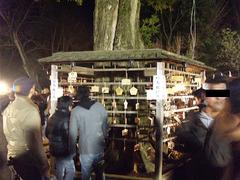 2011正月鷲宮神社絵馬掛け所