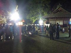 2011正月鷲宮神社参拝列2