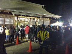 2011正月鷲宮神社参拝列3
