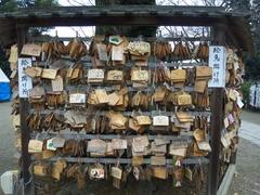 086鷲宮神社絵馬掛け所6