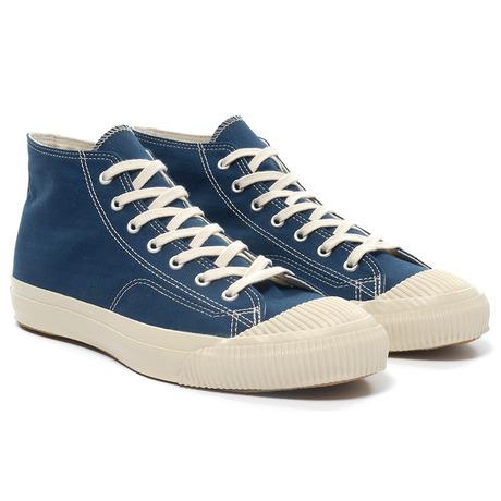 Anachronorm Paradise Rubber Athletics Shoes Navy