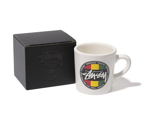 STUSSY GW Special Novelty Mug Cup