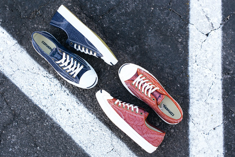 CONVERSE 2014 JACK PURCELL POCKET SQUARE COLLECTION