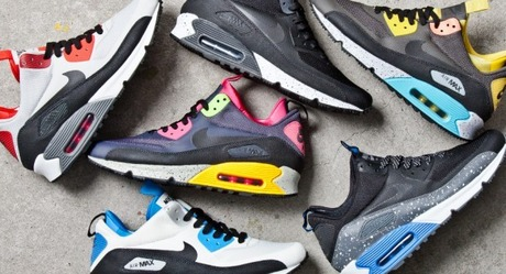 NIKE AIR MAX 90 SneakerBoot Collection