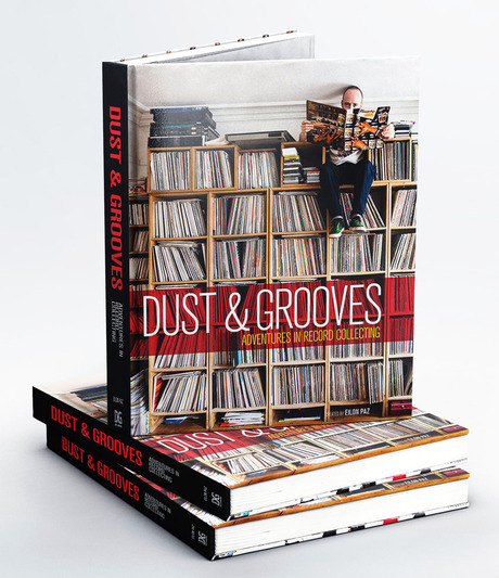 THE DUST & GROOVES BOOK