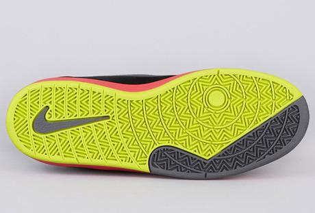 Nike SB Eric Koston Black Dark Grey Sunburst Atomic Green