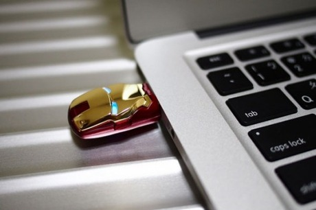 InfoThink x Marvel's The Avengers Flash Drives