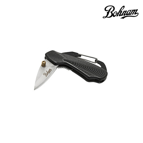 BOHNAM SWIFT CARABINER KNIFE