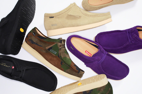 Supreme X Clarks Originals X GORE TEX