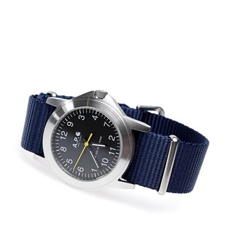 A.P.C. x Carhartt Military Watch