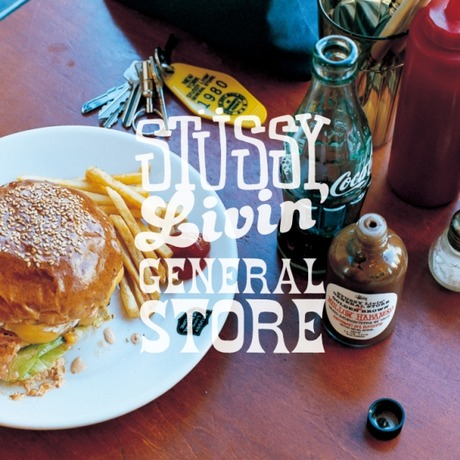 STUSSY LIVIN GENERAL STORE meets GOLDEN BROWN