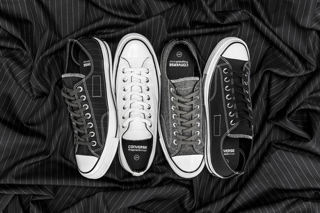 CONVERSE GETS SUITED UP BY FRAGMENT DESIGN