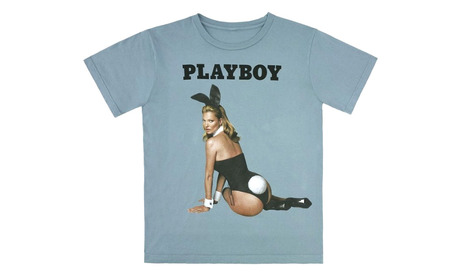 Marc Jacobs x Playboy Kate Moss T-Shirt