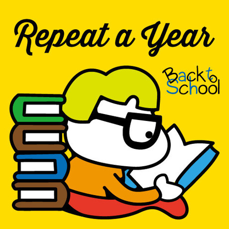MIX DOWNLOAD: Repeat a Year mixed by BACK TO SCHOOL (SHINGOSTAR & YO!HEY!!)