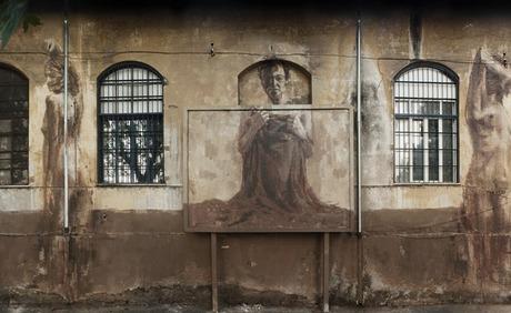 Outdoor Urban Art Festival 2012: Borondo