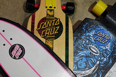 Santa Cruz Cruzers  Boards  Stuff