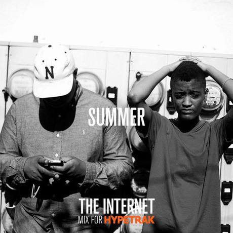 HYPETRAK Mix: Summer mixed by The Internet