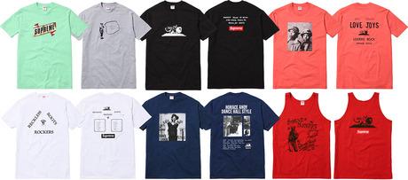 Supreme × Wackies 2013 SS Collection