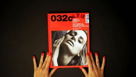 032c Magazine Issue 20 Rei Kawakubo