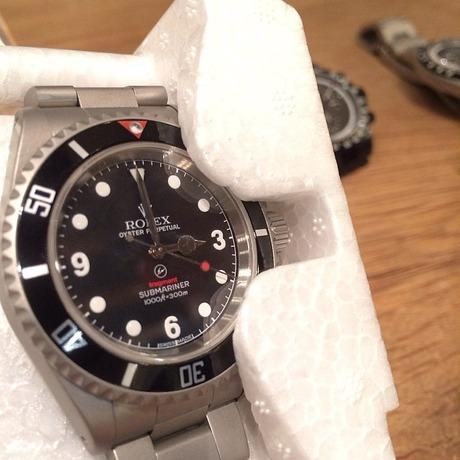 fragment design x Rolex Submariner