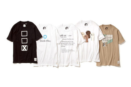 Pharrell Williams x Uniqlo UT 2014 SS i am OTHER Collection