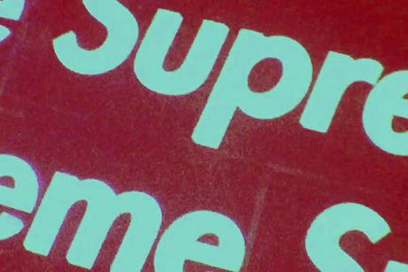 SUPREME 'CHERRY' SKATE VIDEO TEASER
