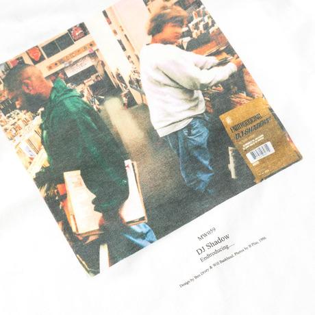 museum neu Mo' Wax DJ SHADOW ENDTRODUCING T-SHIRT