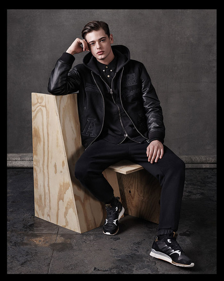 RUN DMC × adidas Originals RUN BOMBER JKT