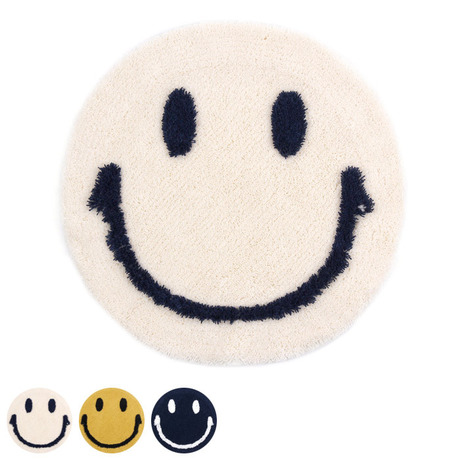 SECOND LAB. SMILE CHAIR RUG