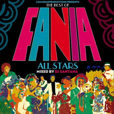 The Best of Fania All Stars Salsa Mixtape mixed by DJ SANTANA(DOWNLOAD)