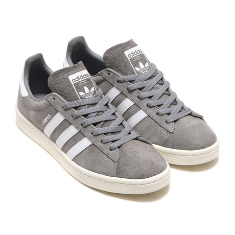 ADIDAS ORIGINALS CAMPUS BZ0085 GREY