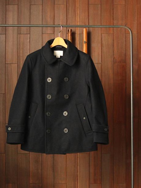 nanamica WINDSTOPPER Pea Coat