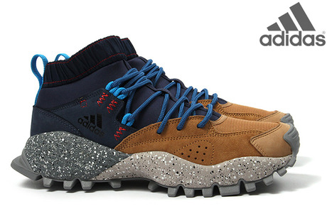 adidas Consortium x mita sneakers SEEULATER MITA NIGHT INDIGO/BRIGHT BLUE/CORE BLACK