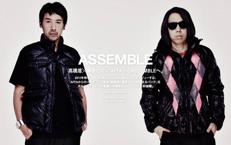 AFFA ASSEMBLE Collection by Jun Takahashi & Hiroshi Fujiwara